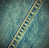 Indigo jeans background — Stock Photo