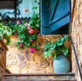 内部庭院 — 图库照片