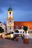 Main Square in Bratislava — Foto Stock