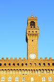 Palazzo vecchio — Zdjęcie stockowe