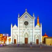 Basilica di Santa Croce — Stok fotoğraf