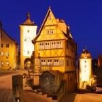 Rothenburg ob der Tauber — Stock Photo #54975105