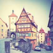 Rothenburg — Foto Stock