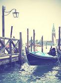 Gondolas — Stockfoto