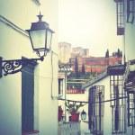 Street in Granada — Stock Photo #57098993