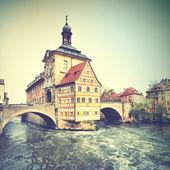 Bamberg in Germany — Stock Photo