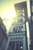 サンタ ジュスタのエレベーター — ストック写真