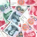 Chinese yuans — Stock Photo #68592785