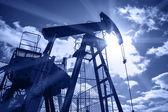 Oil rig. — Stock Photo