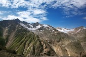 Mountain in North Caucasus — Foto de Stock