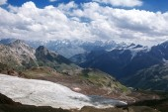 Mountain in North Caucasus — Stock Photo