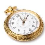 Pocket watch — Stock Photo #52108245