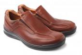 Zapatos marrones — Stockfoto
