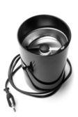 Molinillo de café eléctrico — Foto de Stock