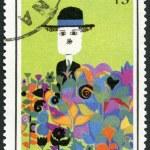 Постер, плакат: CUBA 1969: shows Cartoons devoted National Film Industry 10th anniversary