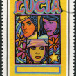 Постер, плакат: CUBA 1969: shows Entertainers devoted National Film Industry 10th anniversary