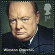 Постер, плакат: UNITED KINGDOM 2014: shows Winston Churchill 1874 1965 politician series Prime Ministers