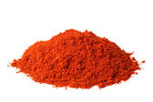 Powdered red pepper — Stock Photo