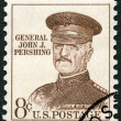 "USA - 1961: shows portrait of John Joseph Pershing ""Black Jack"" (1860-1948), general — Stock Photo #73052777"
