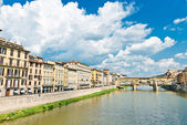 Ponte vecchio, florence, italie — Photo