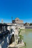 Castle st. Angelo. Rome — Stock Photo