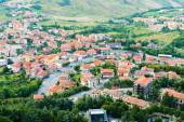 View from heights of San Marino — Stock Photo