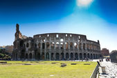 Great Colosseum, Rome, Italy  — Stock Photo