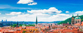 View of Prague — Stock Photo