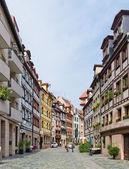 Street of Nuremberg — Stock Photo