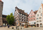 Albrecht Durer's House — Stock Photo
