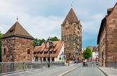 Calle de nuremberg — Foto de Stock