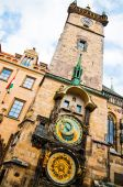 Astronomical clock prague — Photo