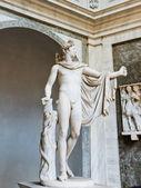 Apollo Belvedere statue. — Stock Photo