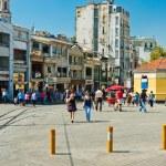 People on Istiklal Street — Stock Photo #56803857