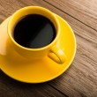 Cup of coffee on table. — Stock Photo #57723391