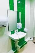 Public toilet room — Stock Photo