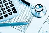 Life insurance policy — Stock Photo