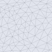抽象的三角网格. — 图库矢量图片