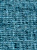 Blue Seamless Burlap Background — Stock Photo