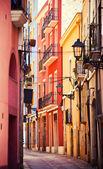 Street in Tarragona — Stock Photo