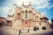 Cathedral in Tarragona — Stock Photo