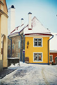Winter Tallinn — Stock Photo