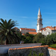 View of the old town of Budva, Montenegro — Stock Photo #57060839