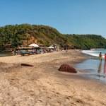 Cola Beach, South Goa, India — Stock Photo #58520553