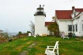 アカディア国立公園、メイン州の灯台 — ストック写真