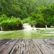 Tropical River at rainforest — Stock Photo #73846211