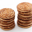 Sesame cookies — Stock Photo #52747353
