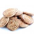 Sesame cookies — Stock Photo #54178579