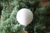 White ball — Stock Photo
