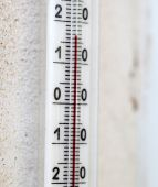 A thermometer — Stock Photo